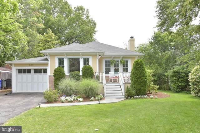 903 N Jefferson Street, ARLINGTON, VA 22205 (#VAAR164602) :: The Licata Group/Keller Williams Realty
