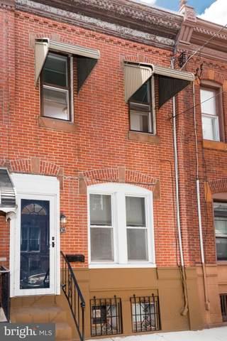 2422 S Mole Street, PHILADELPHIA, PA 19145 (#PAPH906138) :: Larson Fine Properties