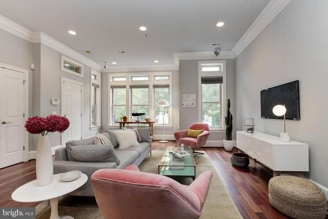 1817 6TH Street NW #1, WASHINGTON, DC 20001 (#DCDC473572) :: Network Realty Group