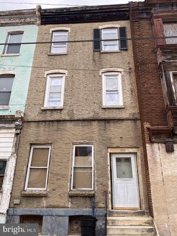 1856 N 21ST Street, PHILADELPHIA, PA 19121 (#PAPH906234) :: Shamrock Realty Group, Inc