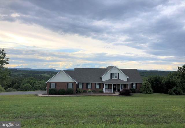 612 Parishville Road, GORE, VA 22637 (#VAFV158106) :: Dart Homes
