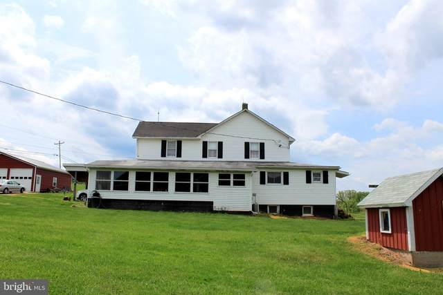 16104 Trough Creek Valley Pike, HUNTINGDON, PA 16652 (#PAHU101568) :: The Joy Daniels Real Estate Group