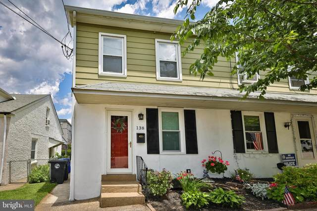 138 W 4TH Avenue, CONSHOHOCKEN, PA 19428 (#PAMC652970) :: John Smith Real Estate Group