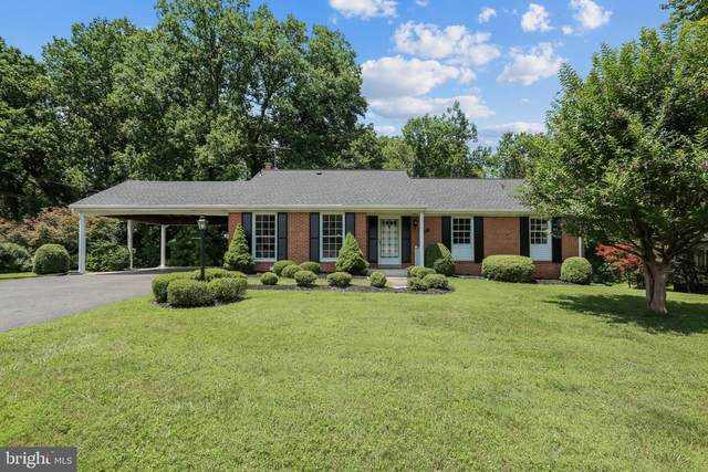 609 Whitingham Drive, SILVER SPRING, MD 20904 (#MDMC712624) :: John Smith Real Estate Group