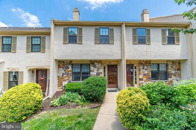 905 Stoneham Drive, WEST CHESTER, PA 19382 (#PACT509066) :: The John Kriza Team