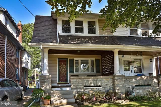 422 Linden Avenue, GLENSIDE, PA 19038 (#PAMC652984) :: The John Kriza Team