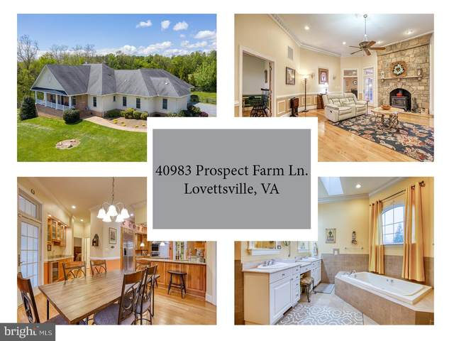 40983 Prospect Farm Lane, LOVETTSVILLE, VA 20180 (#VALO413948) :: Arlington Realty, Inc.