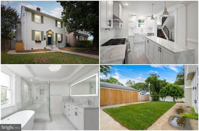 709 Mary Ball Street, FREDERICKSBURG, VA 22401 (#VAFB117308) :: RE/MAX Cornerstone Realty