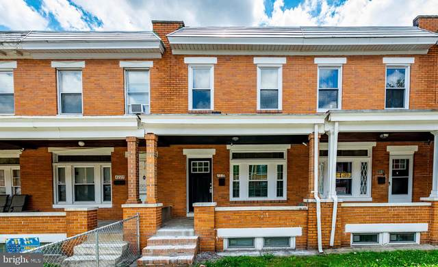 4223 Sheldon Avenue, BALTIMORE, MD 21206 (#MDBA514124) :: Mortensen Team