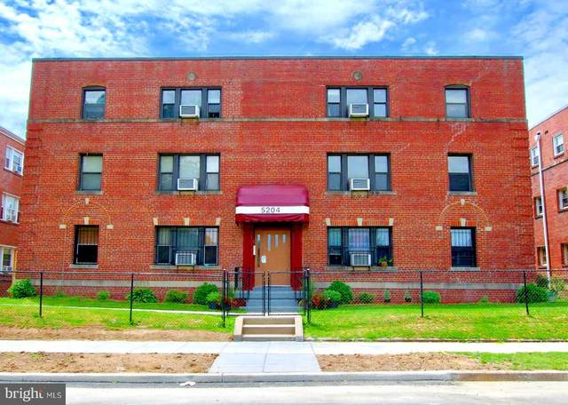 5204 3RD Street NW #5, WASHINGTON, DC 20011 (#DCDC473660) :: Lucido Agency of Keller Williams