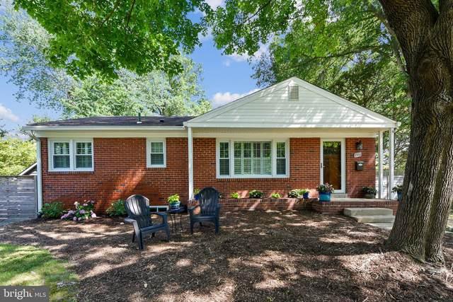 1911 Paul Spring Parkway, ALEXANDRIA, VA 22308 (#VAFX1136036) :: Dart Homes