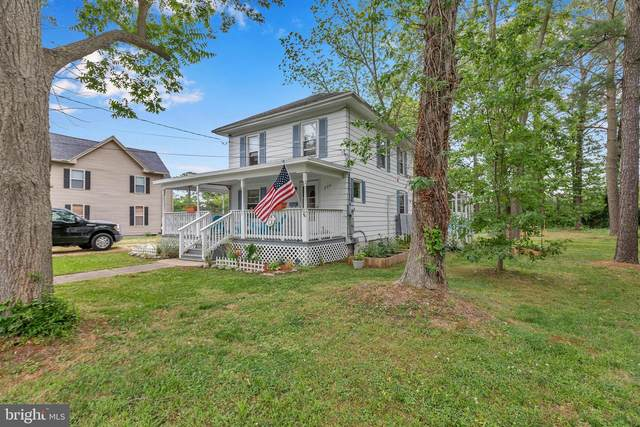 236 N Somerset Avenue, CRISFIELD, MD 21817 (#MDSO103662) :: The Riffle Group of Keller Williams Select Realtors
