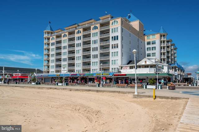 2 Dorchester Street #811, OCEAN CITY, MD 21842 (#MDWO114546) :: RE/MAX Coast and Country