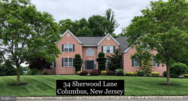 34 Sherwood Lane, COLUMBUS, NJ 08022 (#NJBL375048) :: Ramus Realty Group