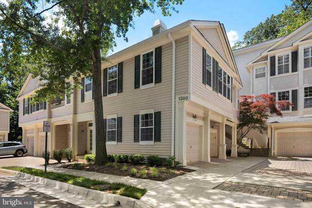 1300-C Windleaf Drive #147, RESTON, VA 20194 (#VAFX1136078) :: RE/MAX Cornerstone Realty