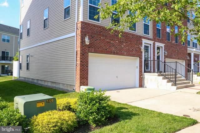 102 Creekside Way, BURLINGTON, NJ 08016 (#NJBL375072) :: Larson Fine Properties