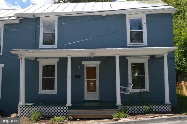 407 W High Street, WOODSTOCK, VA 22664 (#VASH119500) :: The Dailey Group