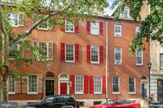 1205 Spruce Street #5, PHILADELPHIA, PA 19107 (#PAPH906606) :: Larson Fine Properties