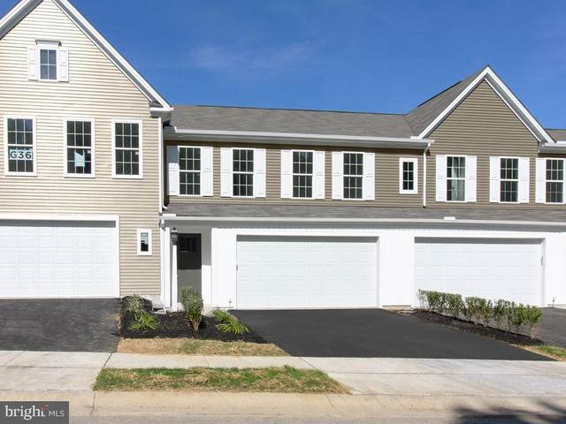 667 Buck Drive, HUMMELSTOWN, PA 17036 (#PADA122630) :: The Joy Daniels Real Estate Group