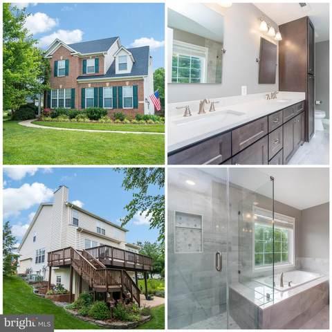 5203 Pine Crossing Lane, BURKE, VA 22015 (#VAFX1136144) :: Great Falls Great Homes