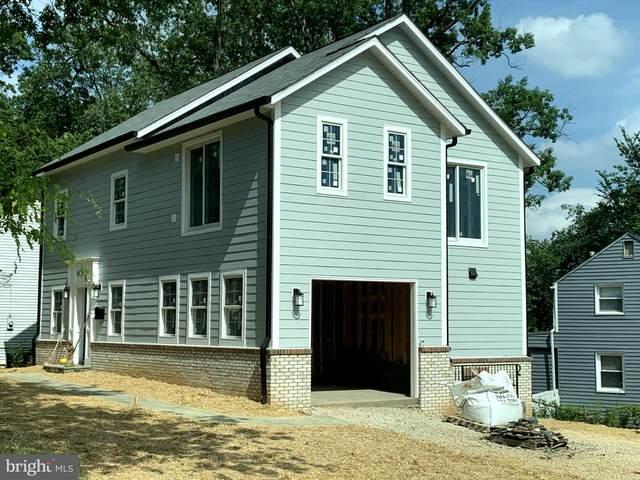 5148 11TH Street S, ARLINGTON, VA 22204 (#VAAR164678) :: Shamrock Realty Group, Inc
