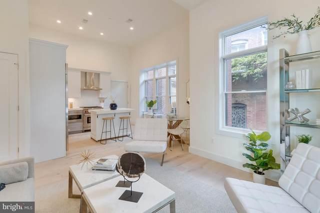 1825 13TH Street NW #4, WASHINGTON, DC 20009 (#DCDC473784) :: Larson Fine Properties