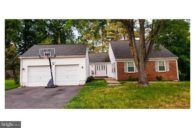 1450 Harwell Avenue, CROFTON, MD 21114 (#MDAA437794) :: AJ Team Realty