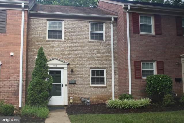 405 Greenbrier Court #405, FREDERICKSBURG, VA 22401 (#VAFB117326) :: RE/MAX Cornerstone Realty