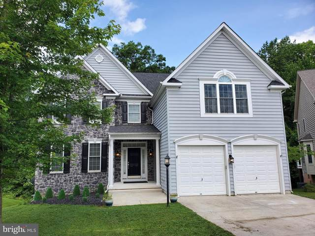 9615 Meadow Flowers Court, LAUREL, MD 20723 (#MDHW281150) :: RE/MAX Advantage Realty
