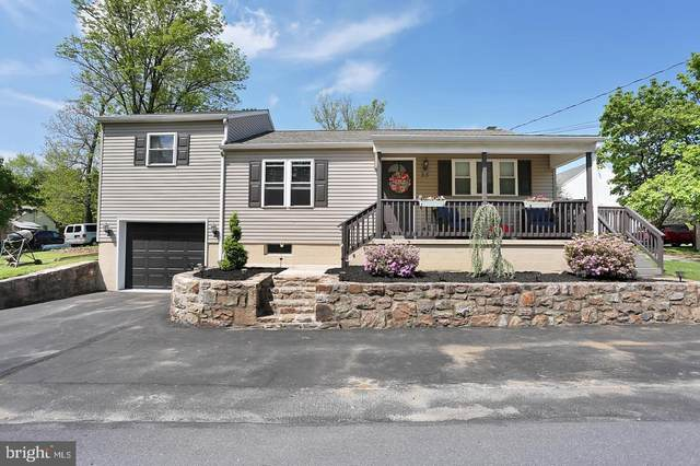 33 Miller Avenue, TEMPLE, PA 19560 (#PABK359498) :: Iron Valley Real Estate