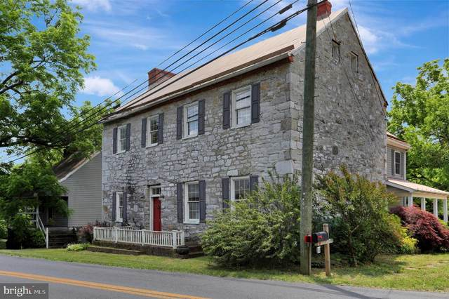 110 Giles Mill Road, BUNKER HILL, WV 25413 (#WVBE178026) :: The Licata Group/Keller Williams Realty
