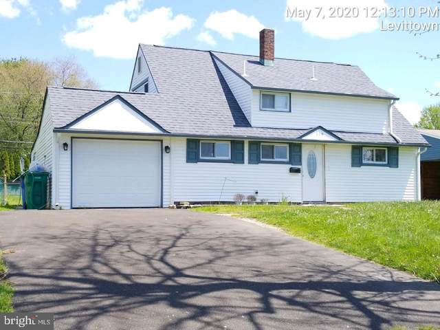 119 Indian Creek Drive, LEVITTOWN, PA 19057 (#PABU499536) :: ExecuHome Realty
