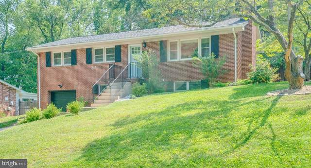 6213 Hillview Avenue, ALEXANDRIA, VA 22310 (#VAFX1136292) :: Keller Williams Flagship of Maryland
