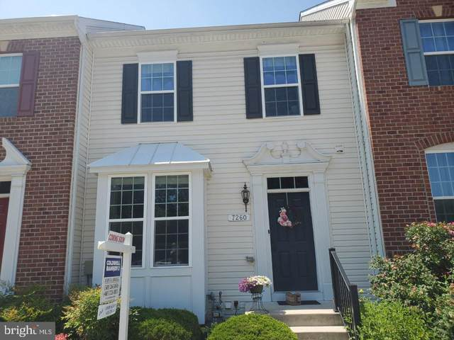 7260 Dorchester Woods Lane, HANOVER, MD 21076 (#MDAA437840) :: Pearson Smith Realty