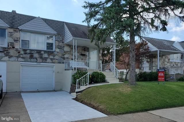 9745 Chapelcroft Street, PHILADELPHIA, PA 19115 (#PAPH906862) :: Larson Fine Properties