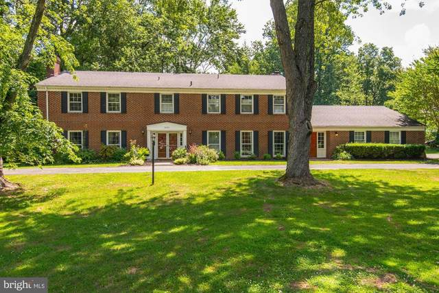 2121 Twin Mill Lane, OAKTON, VA 22124 (#VAFX1136330) :: Advon Group