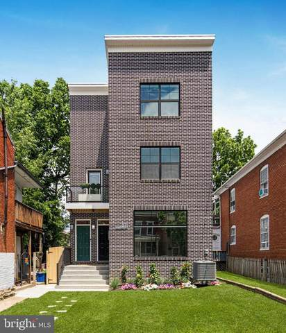 311 W South Street #2, FREDERICK, MD 21701 (#MDFR266228) :: Network Realty Group