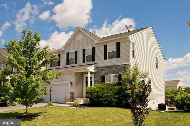 114 Fiesta Drive, STEPHENSON, VA 22656 (#VAFV158178) :: Pearson Smith Realty