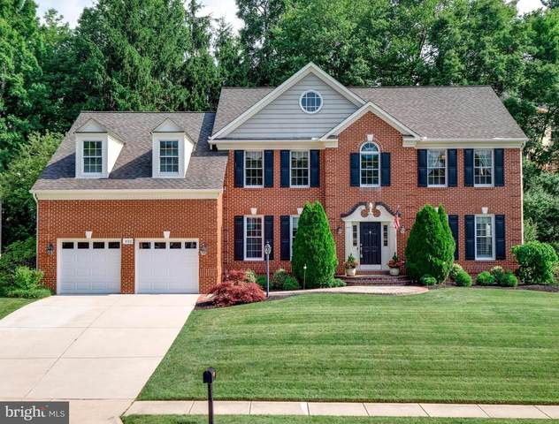 8122 Haddington Court, FAIRFAX STATION, VA 22039 (#VAFX1136378) :: AJ Team Realty