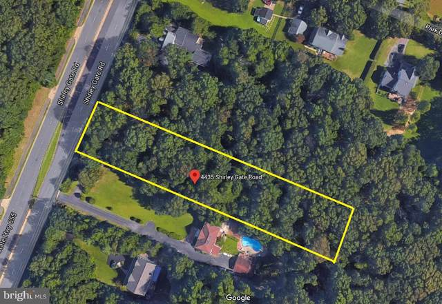 4435 Shirley Gate Road, FAIRFAX, VA 22030 (#VAFX1136396) :: The Licata Group/Keller Williams Realty