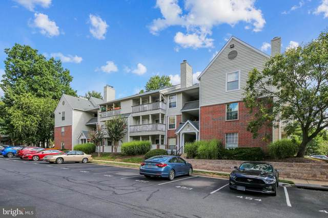 3921 Penderview Drive #1828, FAIRFAX, VA 22033 (#VAFX1136400) :: RE/MAX Cornerstone Realty
