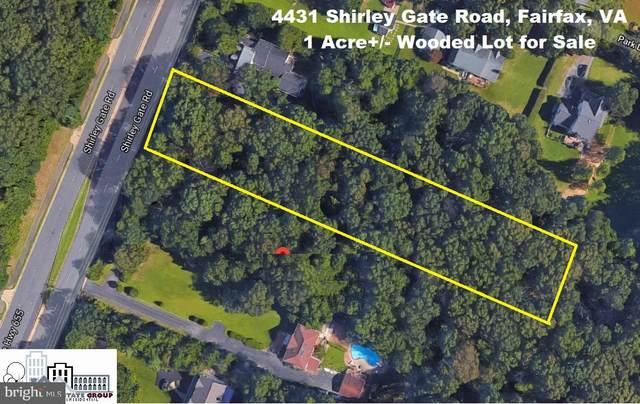 4431 Shirley Gate Road, FAIRFAX, VA 22030 (#VAFX1136402) :: SP Home Team
