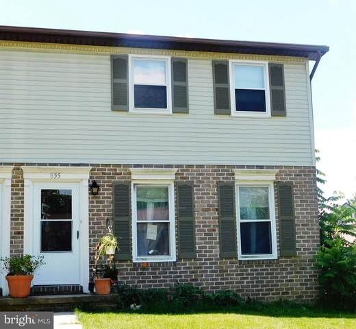 855 Mcallister Street, HANOVER, PA 17331 (#PAYK140006) :: The Jim Powers Team
