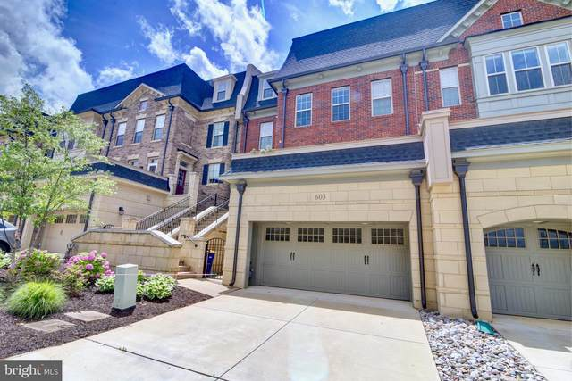 603 Fair Winds Way, NATIONAL HARBOR, MD 20745 (#MDPG572062) :: The Redux Group