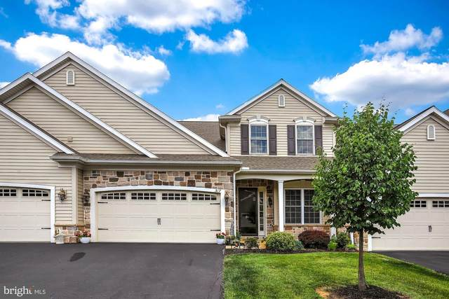 317 Carmella Drive, MECHANICSBURG, PA 17050 (#PACB124802) :: TeamPete Realty Services, Inc