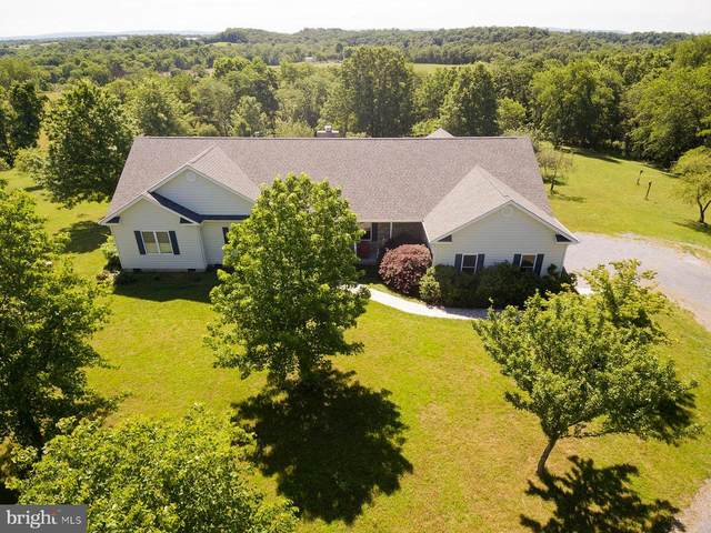 190 Cunningham Lane, STEPHENSON, VA 22656 (#VAFV158190) :: Dart Homes