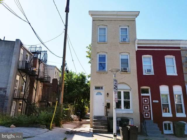 2243 Orem Avenue, BALTIMORE, MD 21217 (#MDBA514316) :: AJ Team Realty