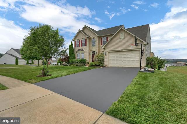 3542 Hardwood Terrace, SPRING GROVE, PA 17362 (#PAYK140024) :: Iron Valley Real Estate