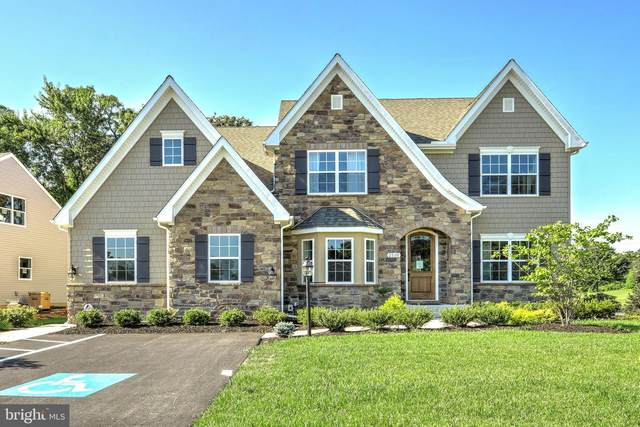 2110 Cohasset Court, FREDERICK, MD 21702 (#MDFR266264) :: The Putnam Group