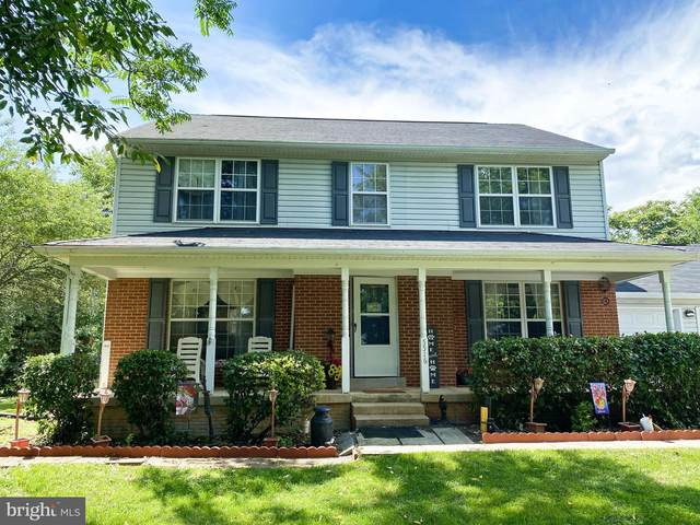 5516 Ballenger Creek Pike, FREDERICK, MD 21703 (#MDFR266266) :: Pearson Smith Realty